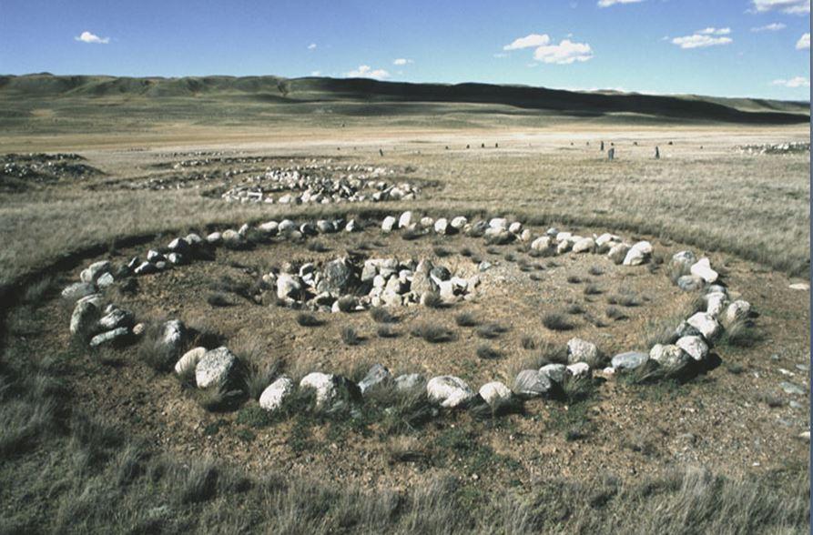 могильник Ак - Алаха
