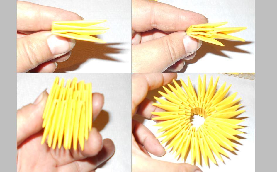 делаем лимон из модулей