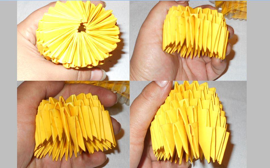 поэтапно лимон из модулей