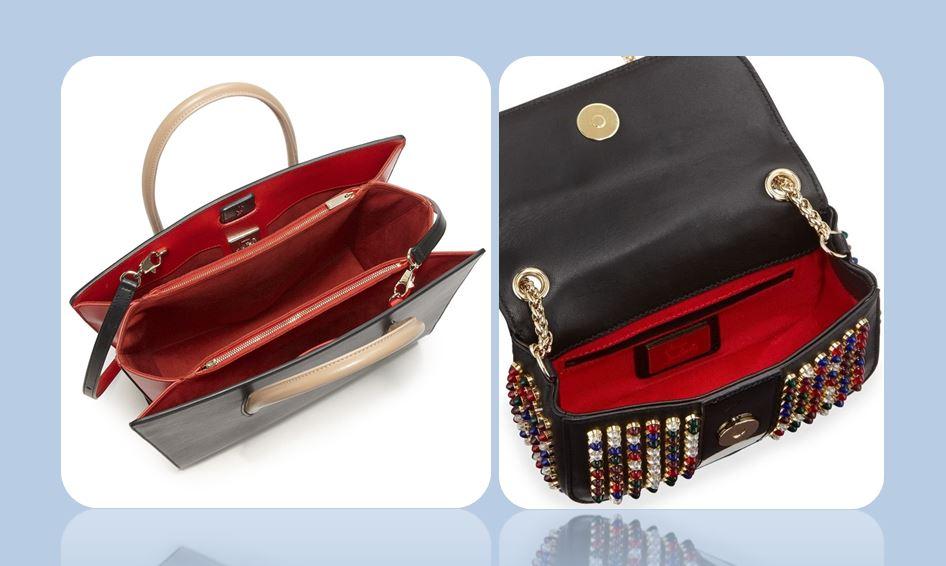 сумочки от Лабутен