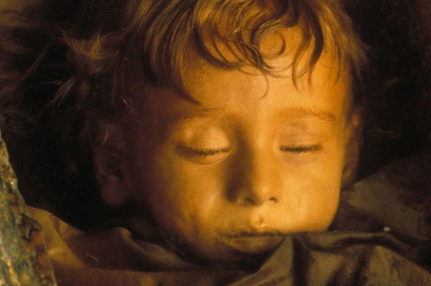 спящая красавица из палермо