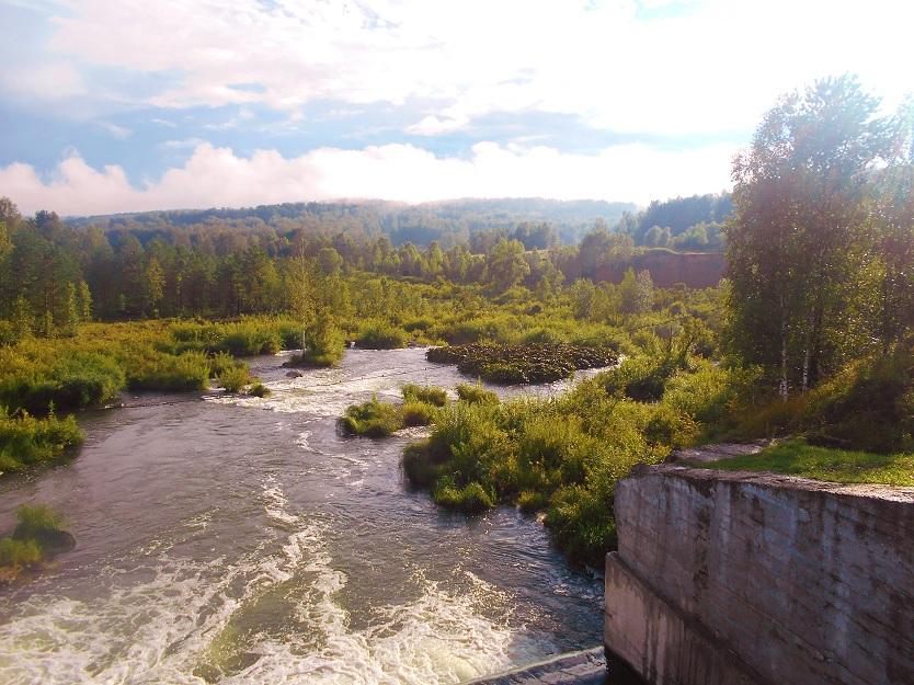 суенгинская ГЭС