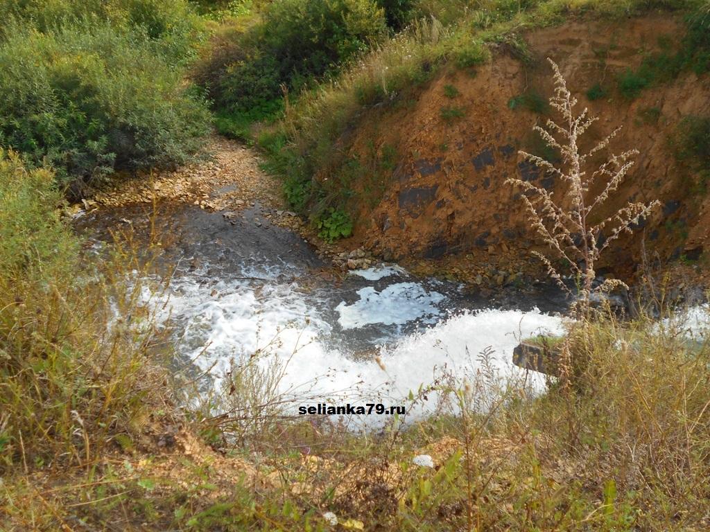 бурановский водопад сверху