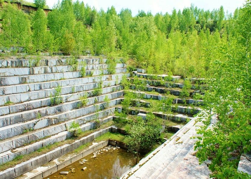 шипуновское мраморное месторождение