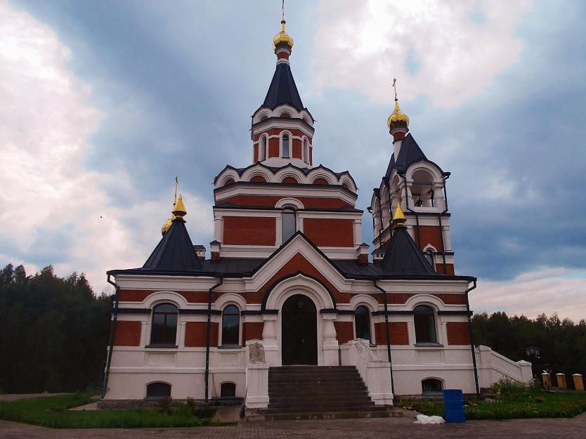 храм в честь новомучеников и исповедников церкви русской