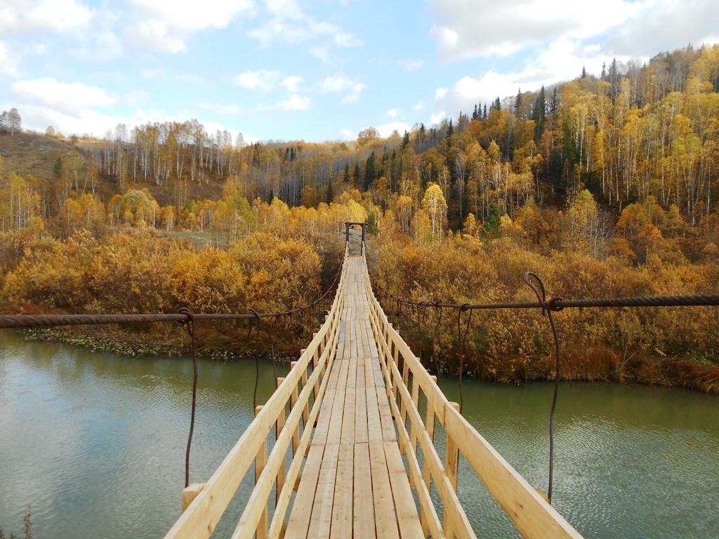 мост через Суенгу в Егорьевском