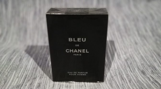 мужской аромат Bleu de Chanel
