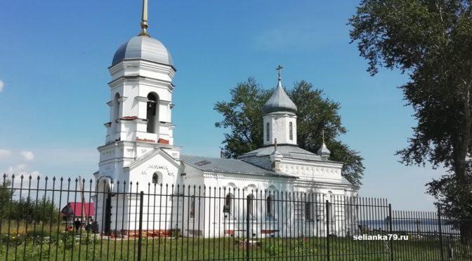 храм в Чингисе